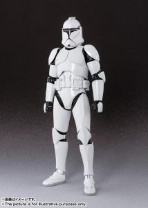 SH Figuarts Clone Trooper