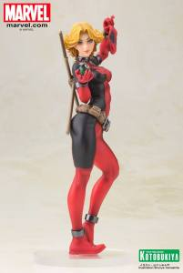 Lady Deadpool Bishoujo Statue (7)