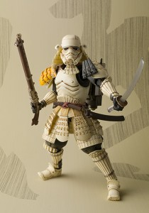 Teppou Ashigaru Sandtrooper (1)