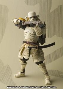 Teppou Ashigaru Sandtrooper (6)
