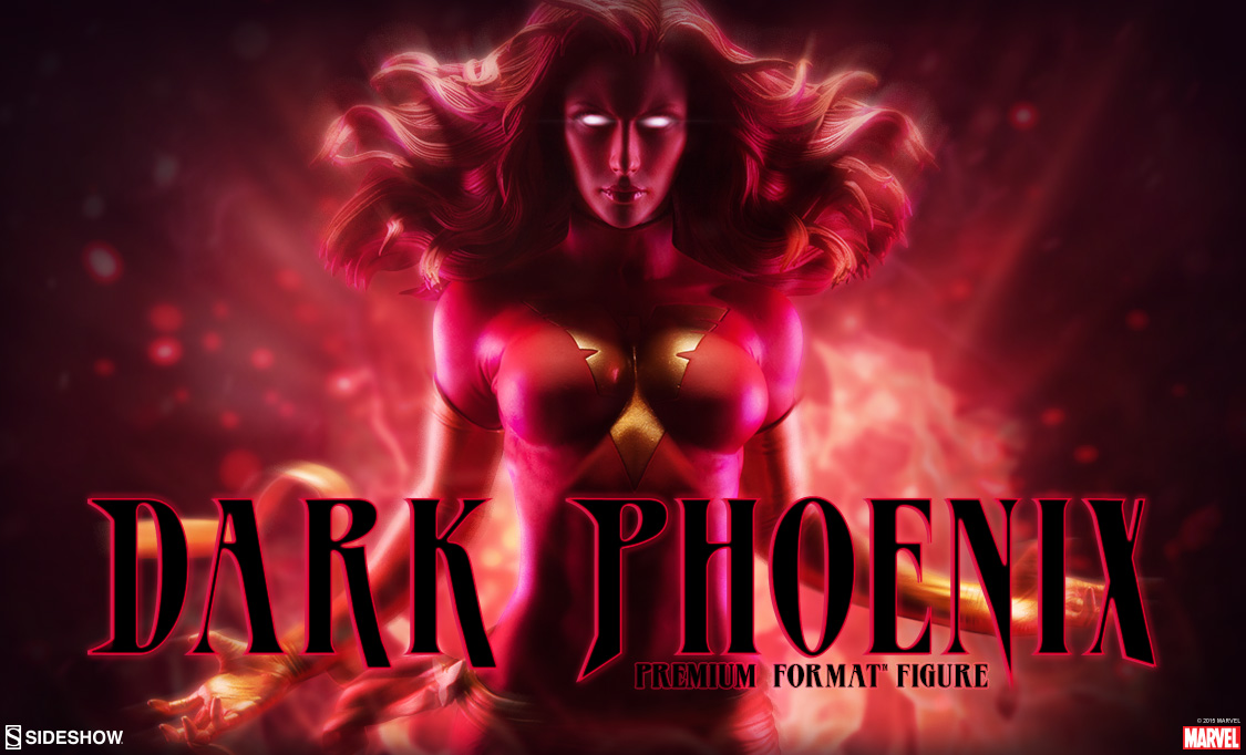 Dark Phoenix Premium Format Preview