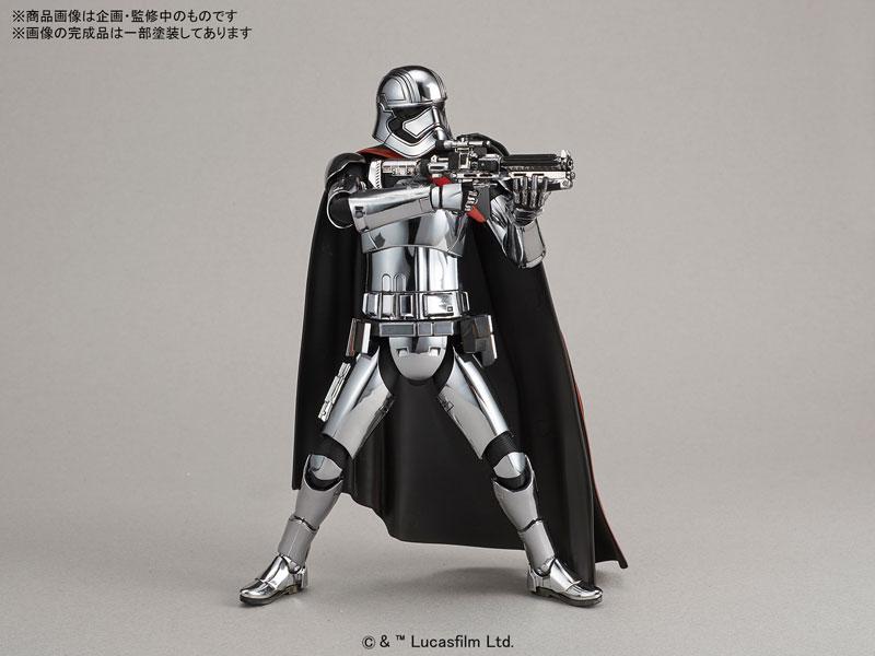 Bandai Star Wars Captain Phasma Model Kit