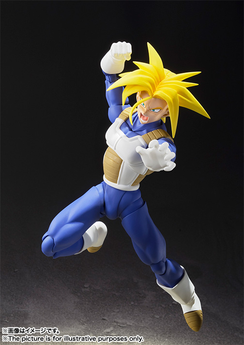 Sh Figuarts Dragon Ball Z Super Saiyan Armor Trunks Shop the best dragon ball z merchandise and dragon ball z shirts, and become a true fan of the anime! sh figuarts dragon ball z super saiyan