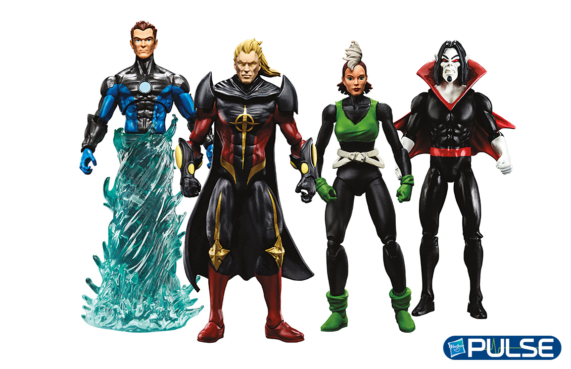 Quasar Revealed For Marvel Legends 3.75 Scale