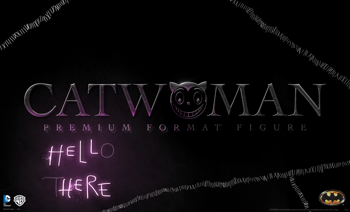 Catwoman Premium Format Figure Preview
