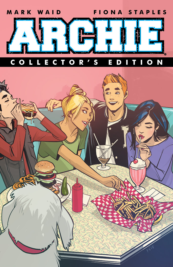 Archie Collectors Edition Now Available In Comic Shops
