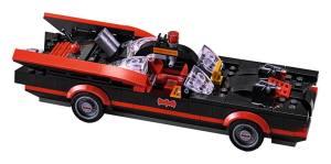 LEGO DC Comics Batman Classic TV Batcave