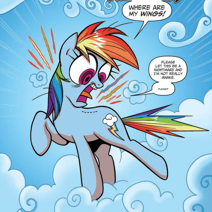 My Little Pony Friends Forever #25 Preview