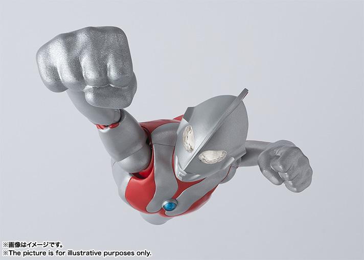 Ultraman 50th Anniversary S.H. Figuarts Sets