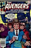 Avengers 239 cover