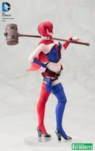 Harley Quinn New 52 Bishoujo Statue (8)