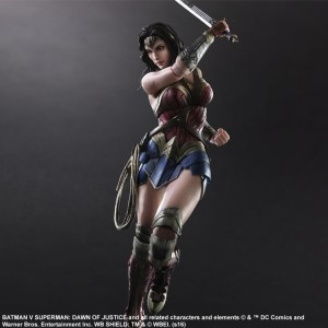 Play Arts KAI - Wonder Woman (1)