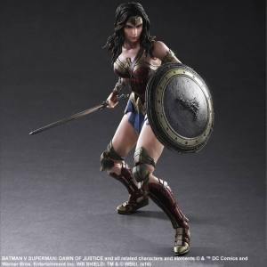 Play Arts KAI - Wonder Woman (9)