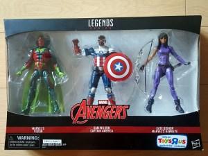 TRU Avengers Legends 01