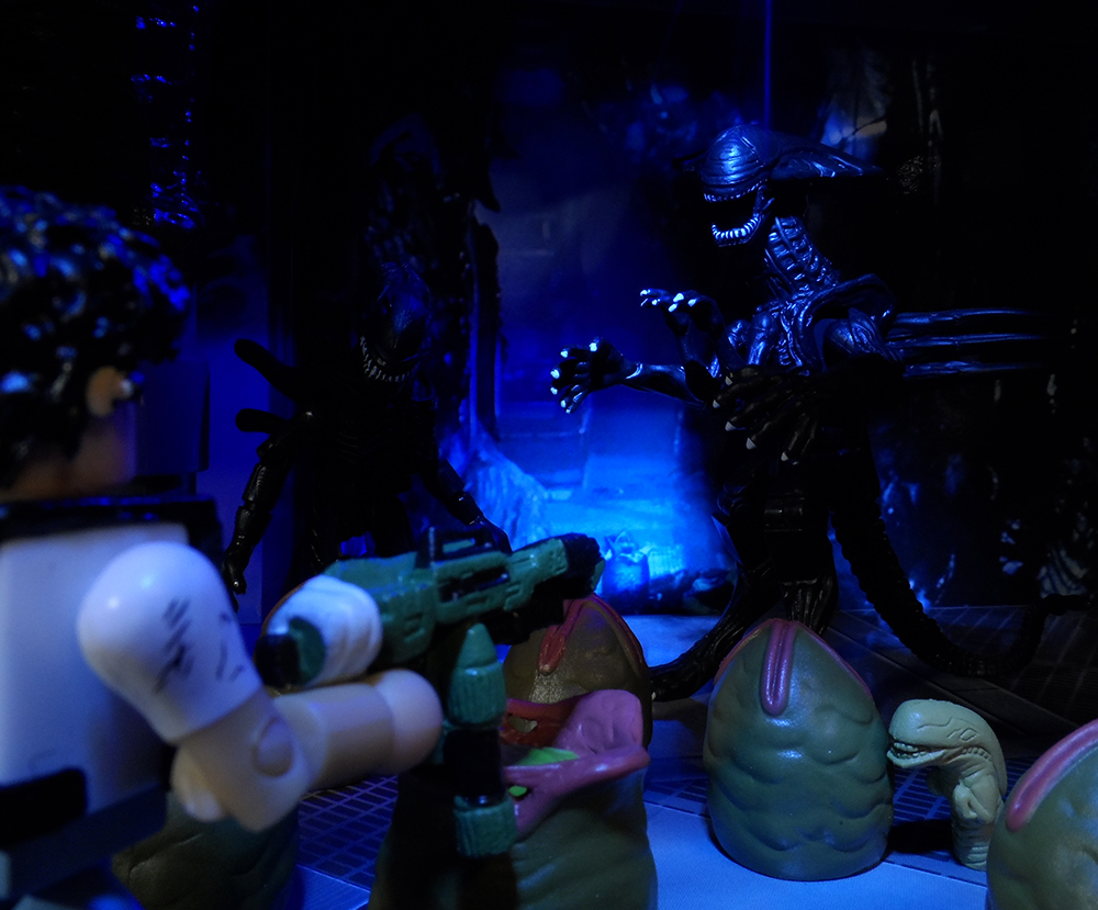 Aliens Minimates Deluxe Queen Review