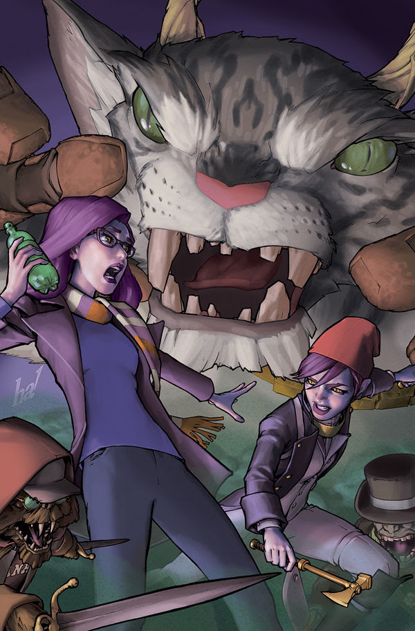 Mae #1 By Gene Ha – Preview