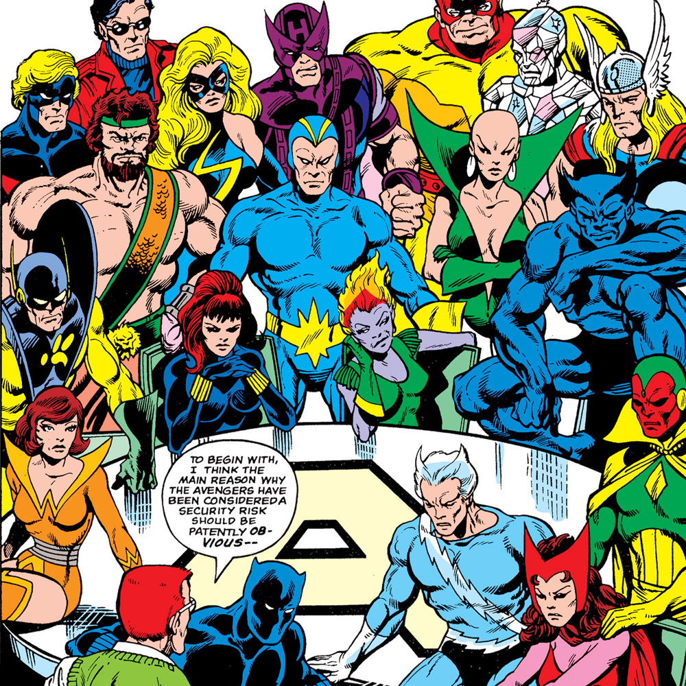 Avengers 181 – Reviews Of Old Comics