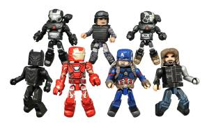 Civil War Minimates 04