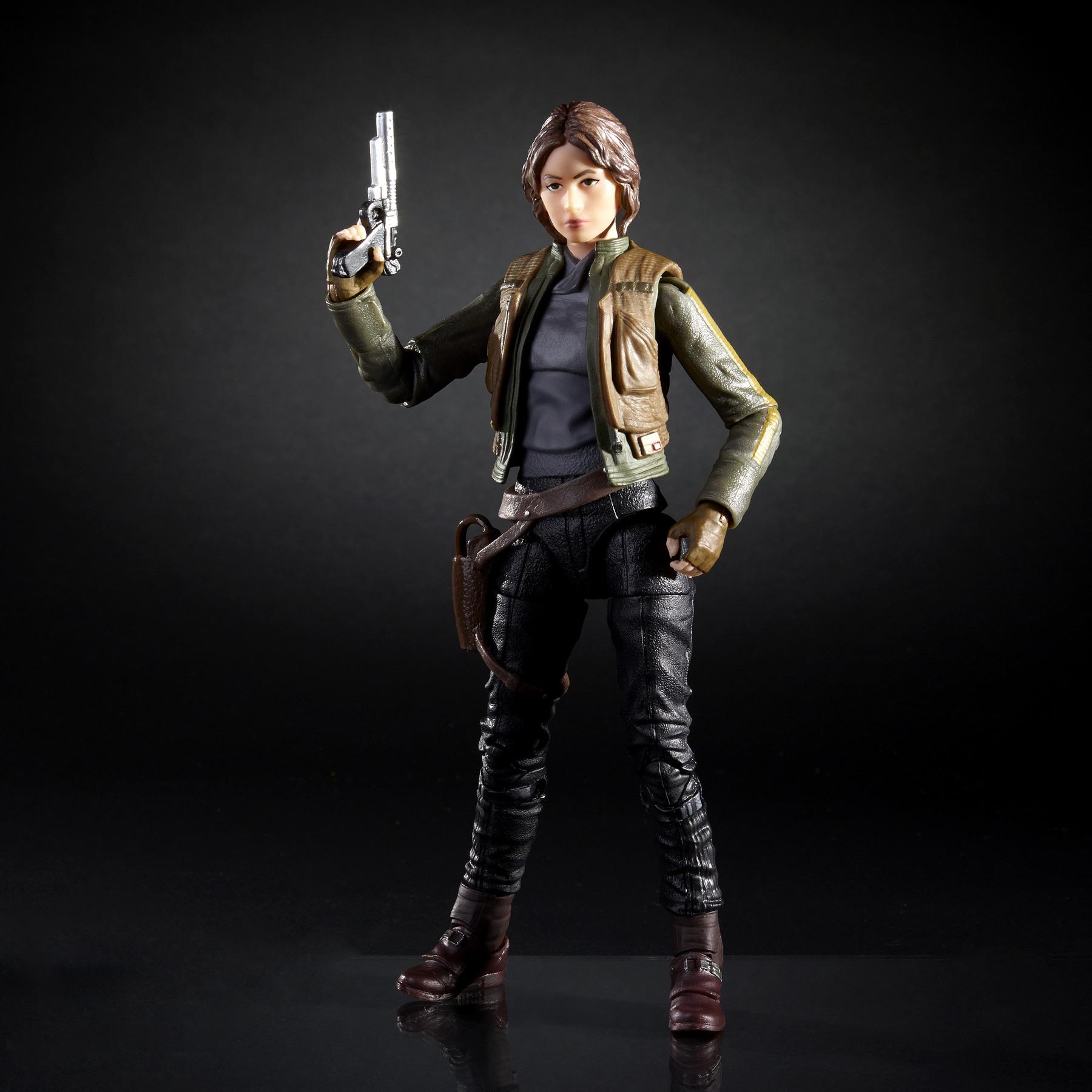 "Star Wars BLACK Series Wave 7 Rogue One 6/"" Sergeant JYN Erso ***Read Listing***"
