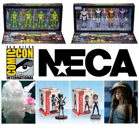 Last Chance Pre-Orders for NECA.