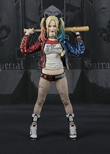 S H Figuarts Suicide Squad Movie Harley Quinn