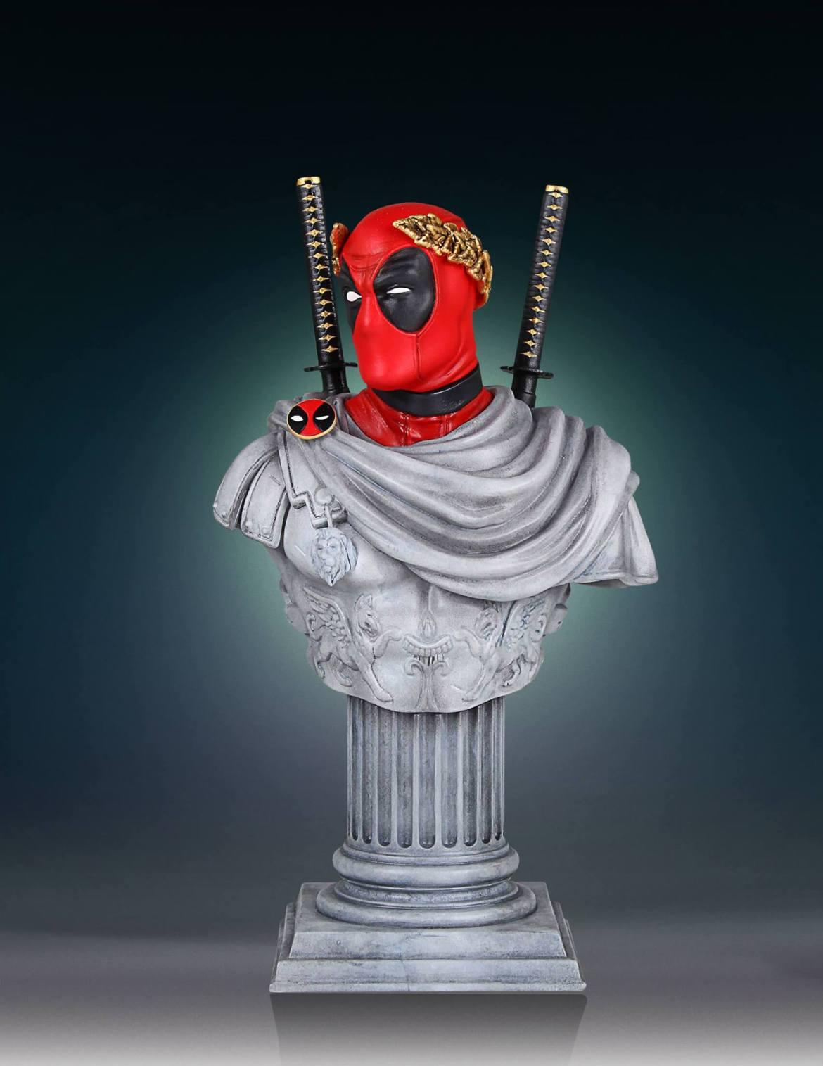 Deadpool Mini Bust
