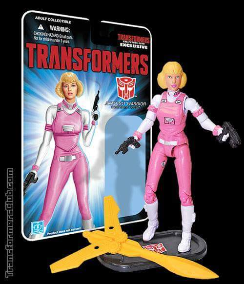 GI Joe -Transformer Crossover Carded/ Boxed Images Revealed