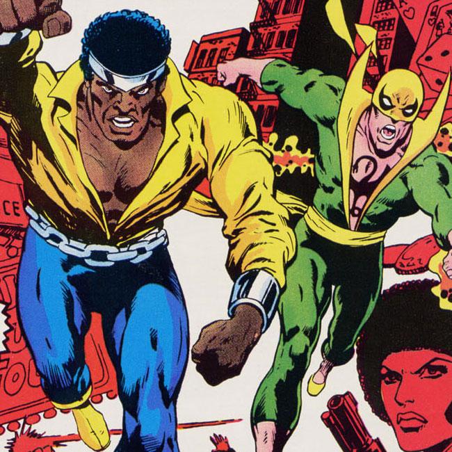 Power Man & Iron Fist #50 – Reviews Of Old Comics