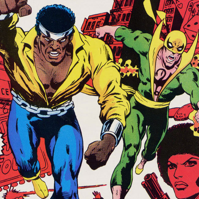 Power Man & Iron Fist #50 – Reviews Of Old Comics