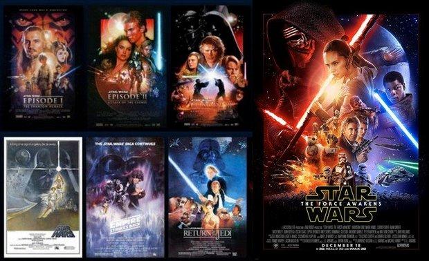 The Star Wars Movie Rankings- Pure Nerd Rage