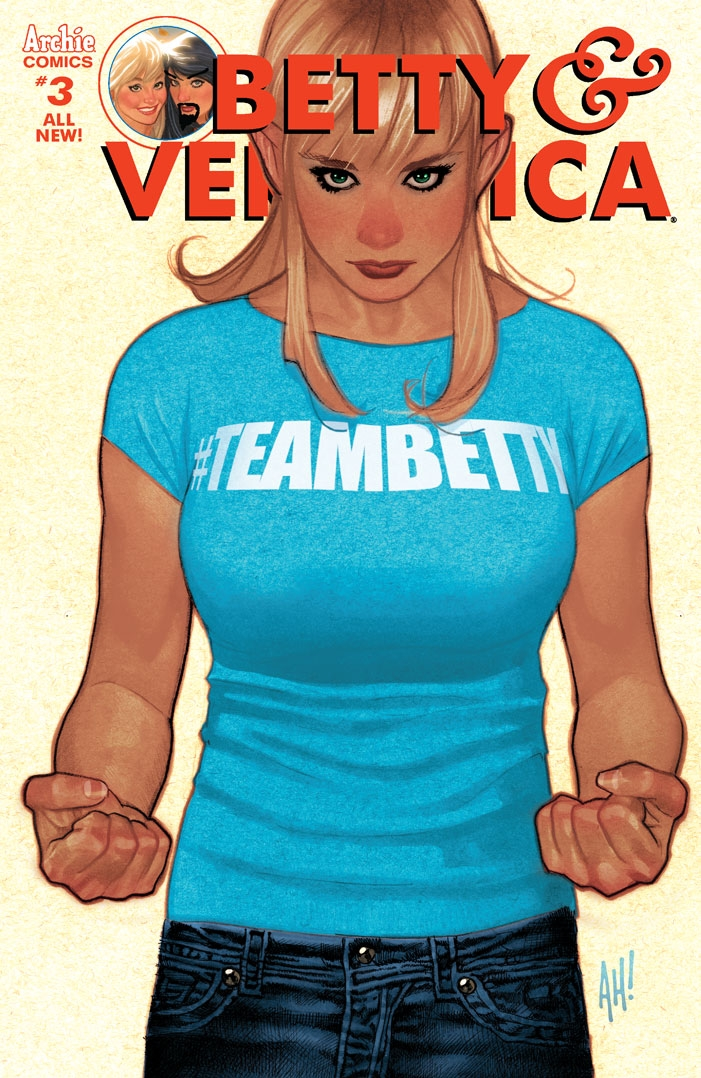 Betty & Veronica #3 – Review