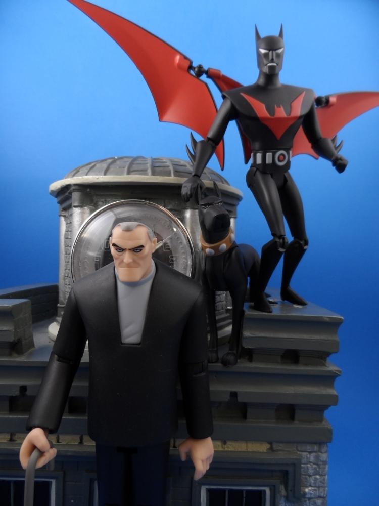 Random Toys Batman Beyond Animated Two Pack