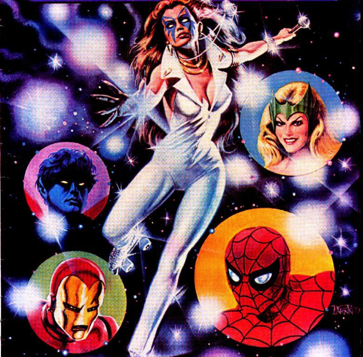 Dazzler #1 – Reviews Of Old Comics