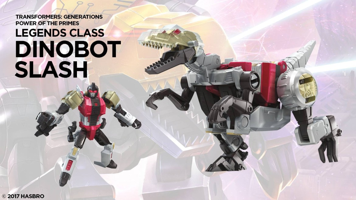 Hascon- Transformers Power of the Primes Reveals!! Slash, Snarl, Swoop and More!