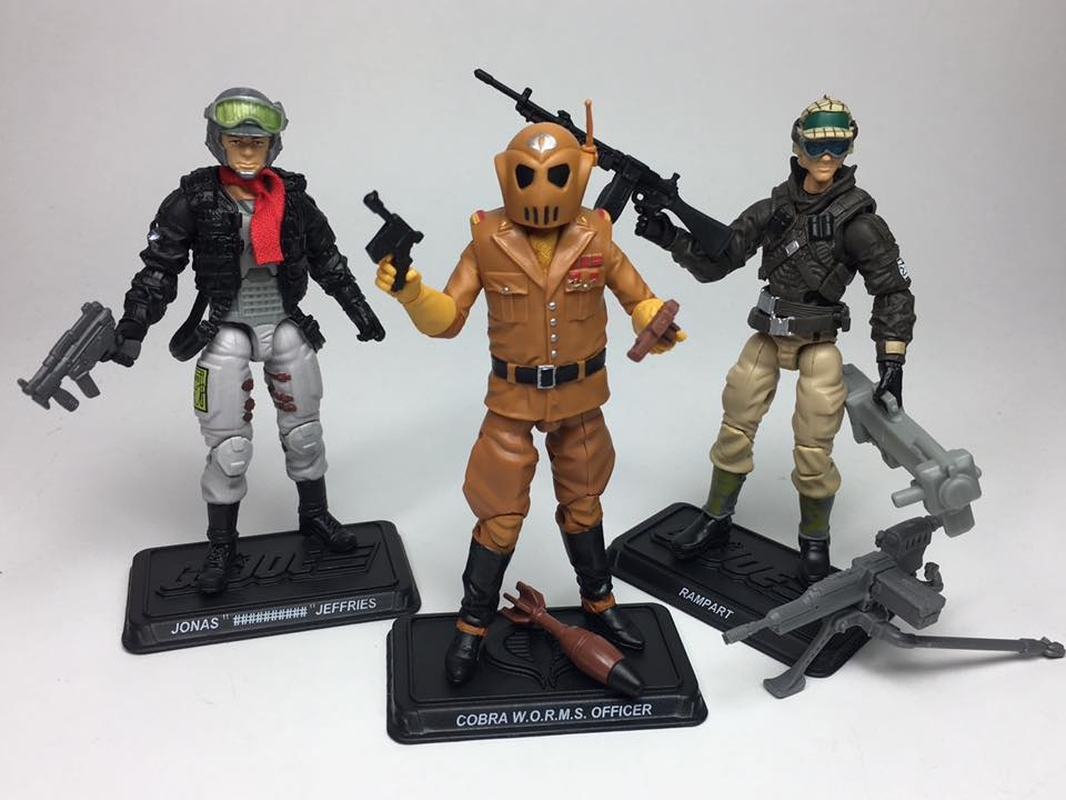 GI Joe Collectors Club FSS 6.0 Update