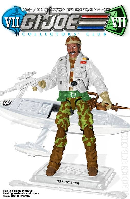GI Joe Collectors Club F22 7.0 Update