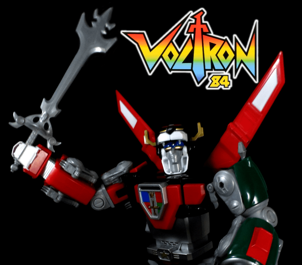 Playmates Voltron Classic Review