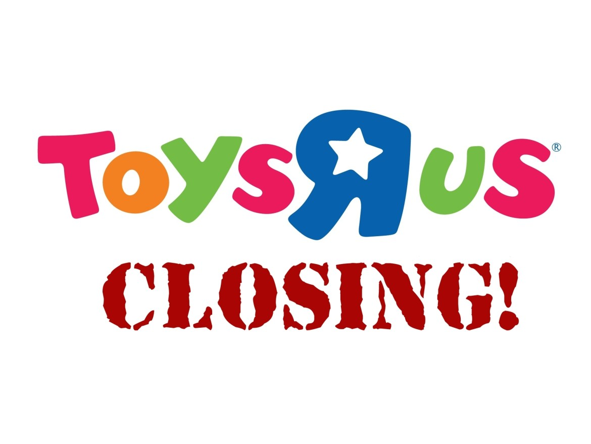 Toys R Us to Close all Stores- Update