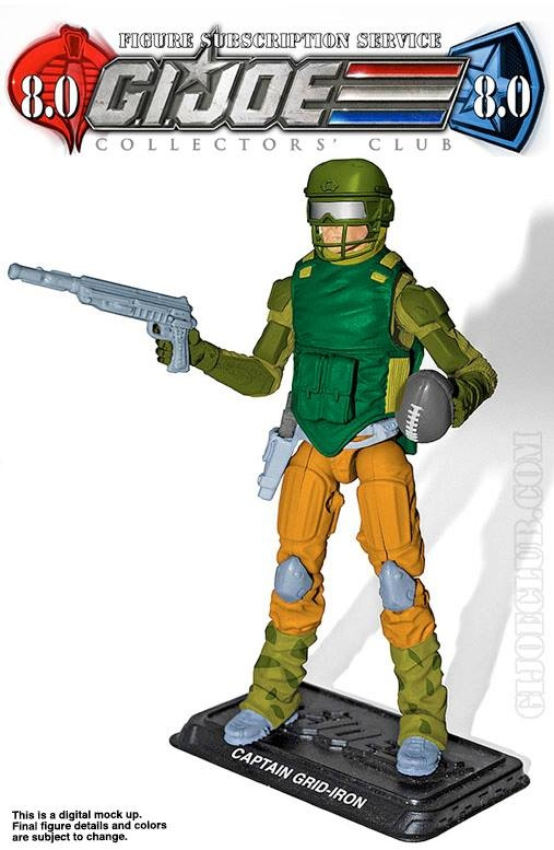 GI Joe F22 8.0 Lineup revealed and Up for Order!