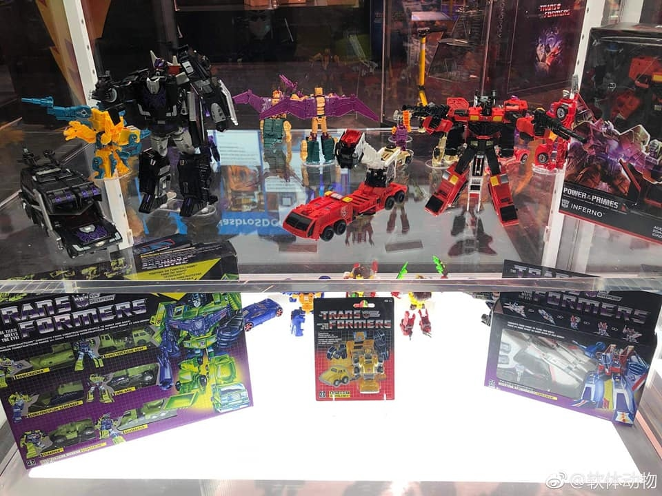 Transformers- Hasbro Sneak Peek SDCC 2018