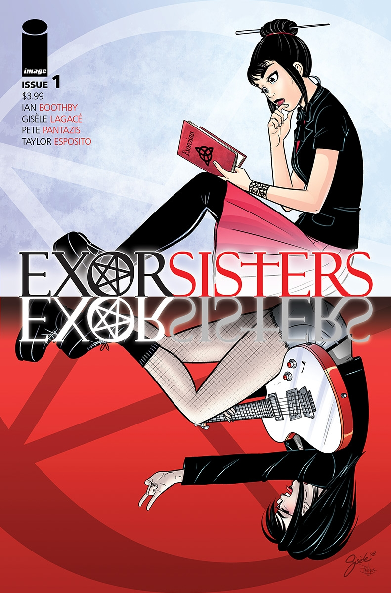 Exorsisters #1 Preview