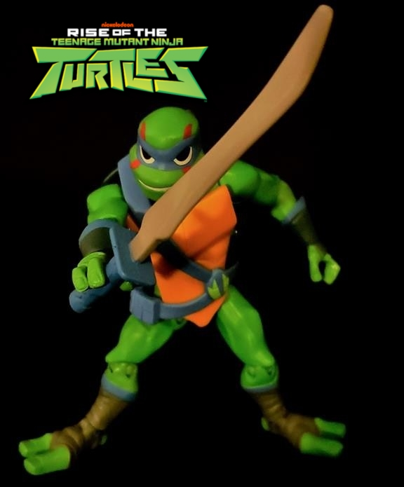 Rise of The Teenage Mutant Ninja Turtles Leonardo Review!