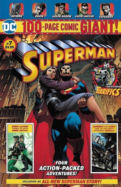 Wal-Mart Exclusive Superman Comic Creates Controversy