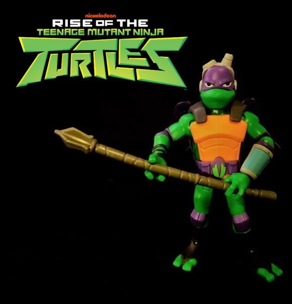 Rise of the TMNT Donatello Review