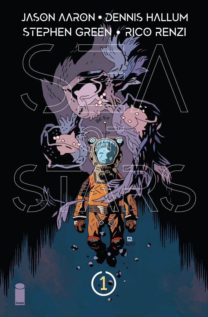 Check Out The Mike Mignola Cover For Sea Of Stars