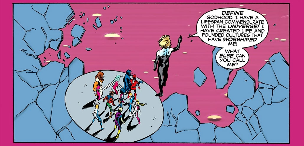 Legion Lost #11 – Reviews Of Old Comics