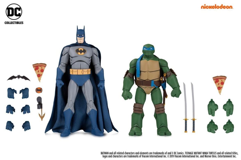 Batman Vs TMNT Figure Line- Coming Soon