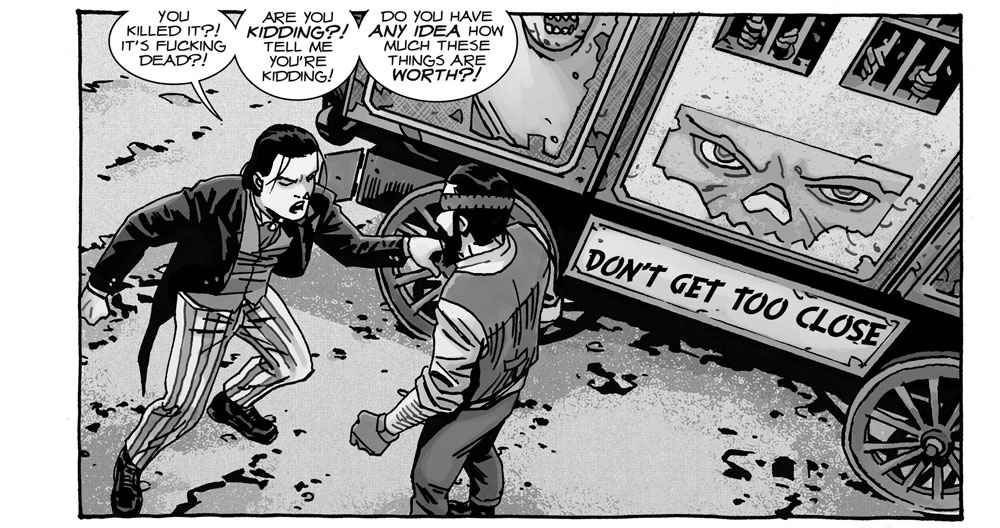 The Walking Dead #193 Review