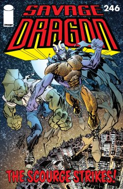 Savage Dragon 246