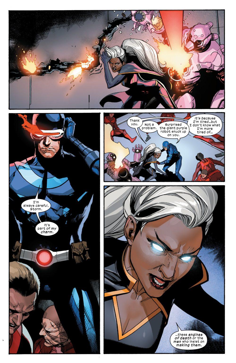 X-Men #1 – Review